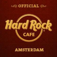 Donateur Hard Rock Cafe Amsterdam